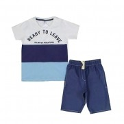 Conjunto Infantil Ready to Leave - By Gus