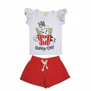 Conjunto Infantil Sunny Day- BY Gus