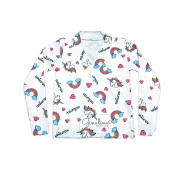 Suéter Infantil Unicórnio