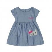 Vestido Infantil Cute- By Gus