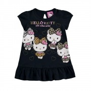Vestido Infantil Hello Kitty Cuties- Marlan
