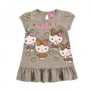 Vestido Infantil Hello Kitty Cuties- Marlan