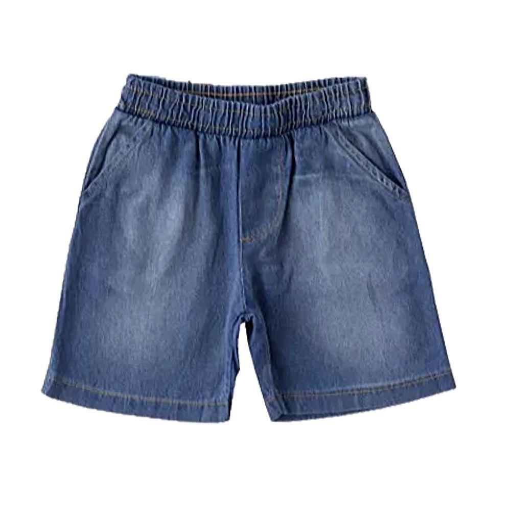 Bermuda Infantil Jeans- By Gus