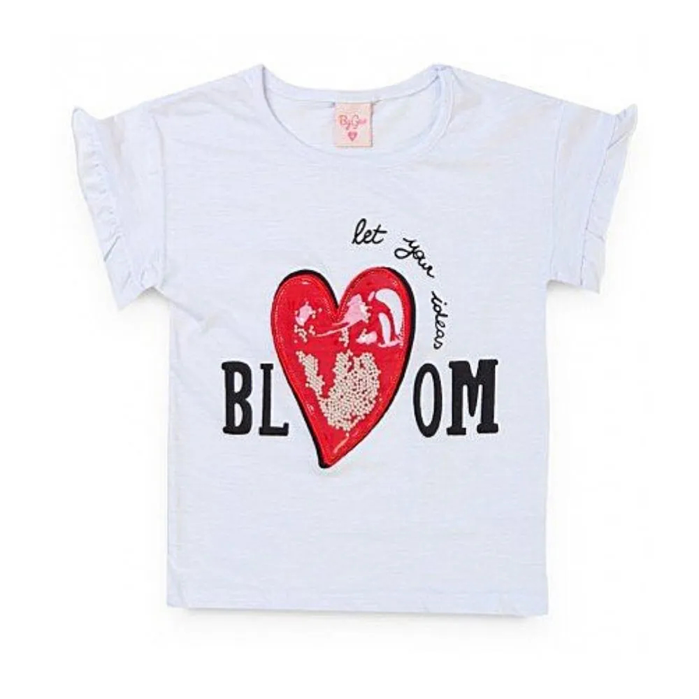 Blusa Infantil Bloom- By Gus
