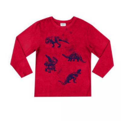 Blusa Infantil- Dinossauro - Rovitex kids