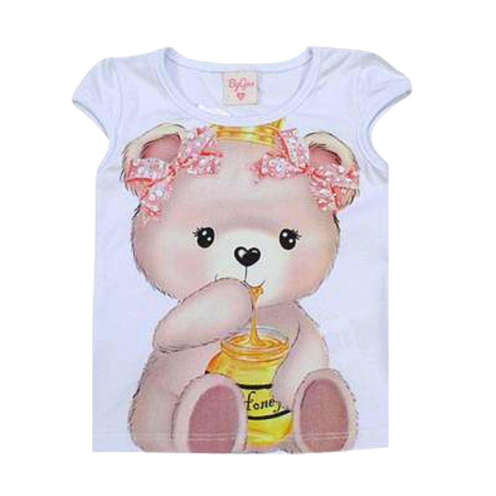 Blusa Infantil Honey - By Gus