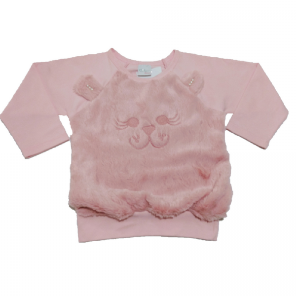 Blusa Infantil Pêlo- Color Mini