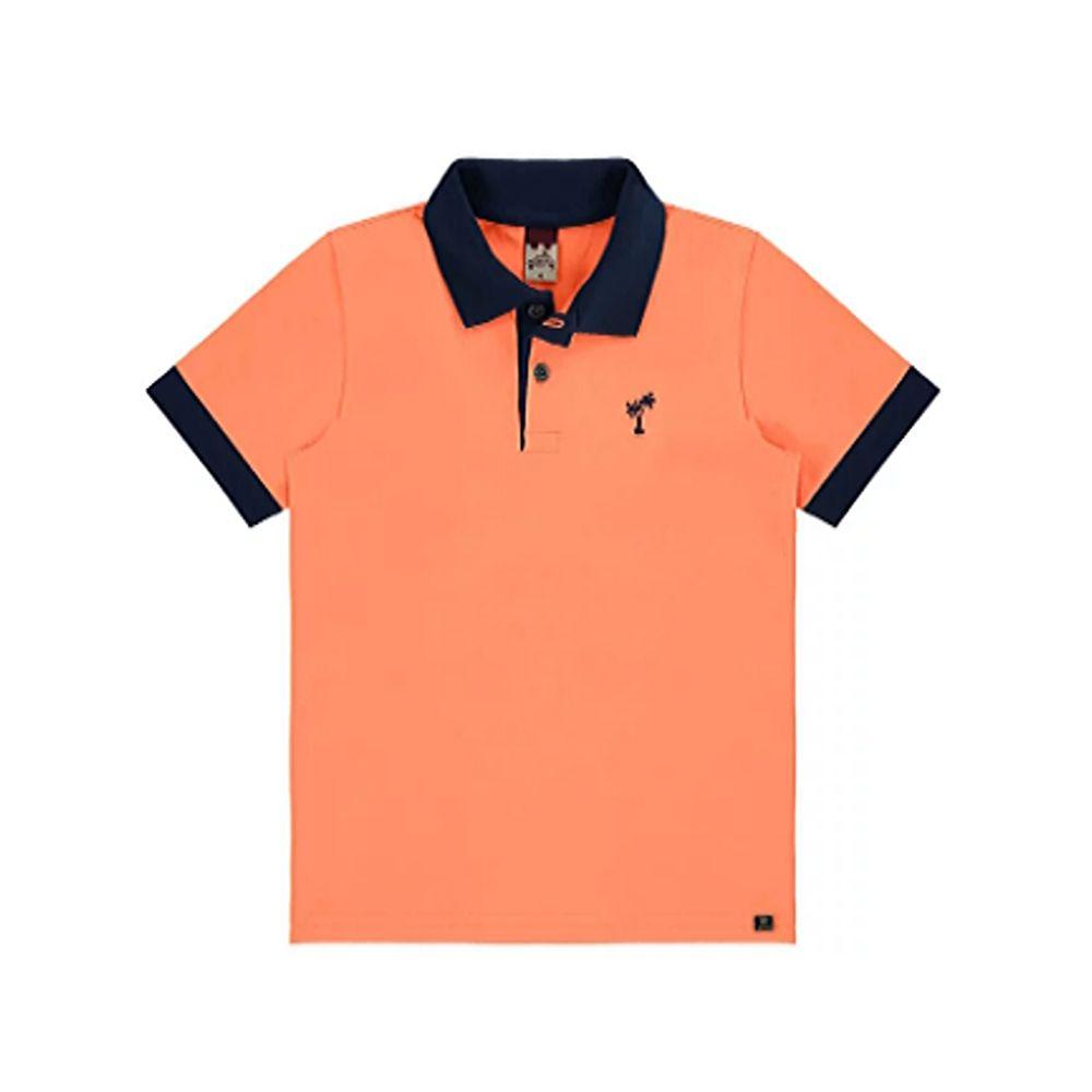 Blusa Infantil Polo- Glinny