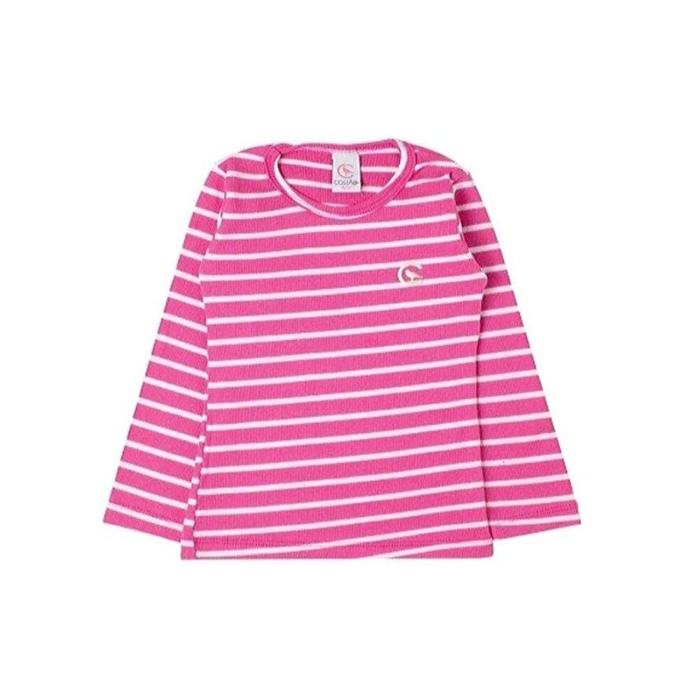 Blusa Infantil Ribana - Costão Mini