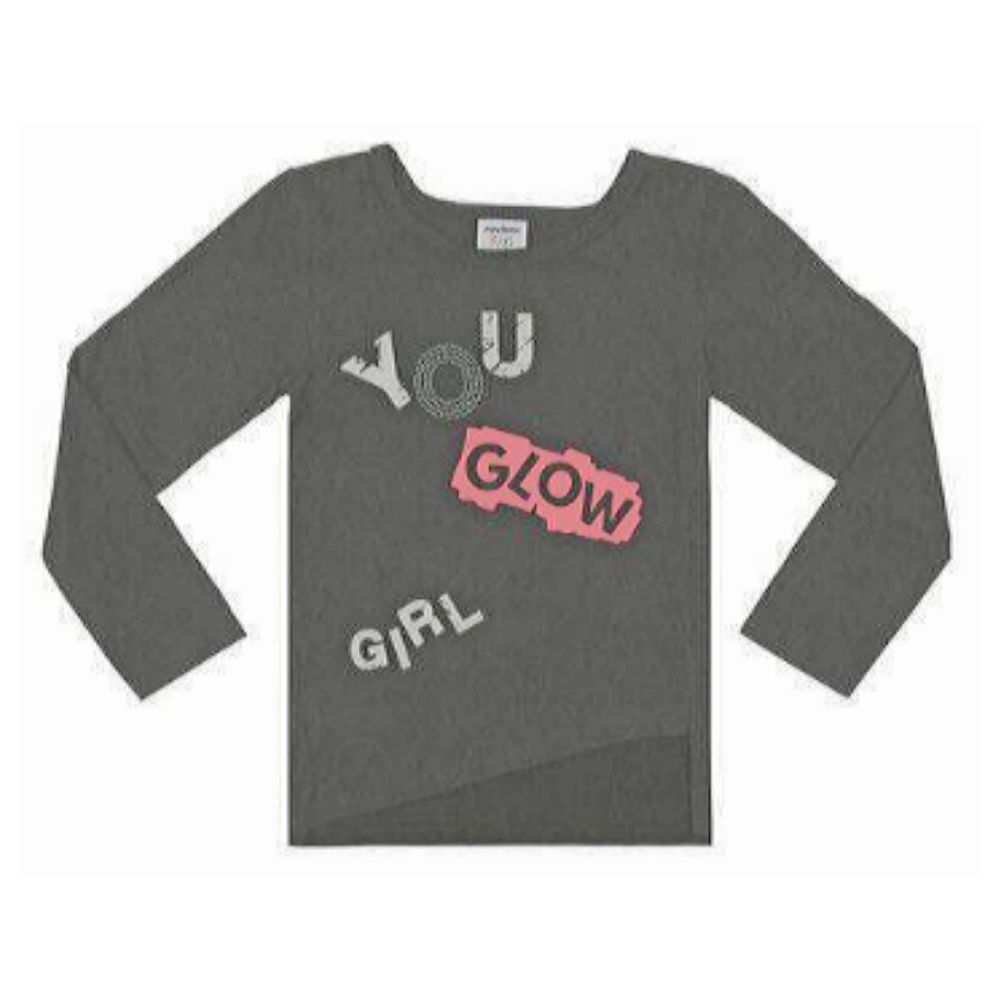 Blusa Infantil You - Rovitex Kids