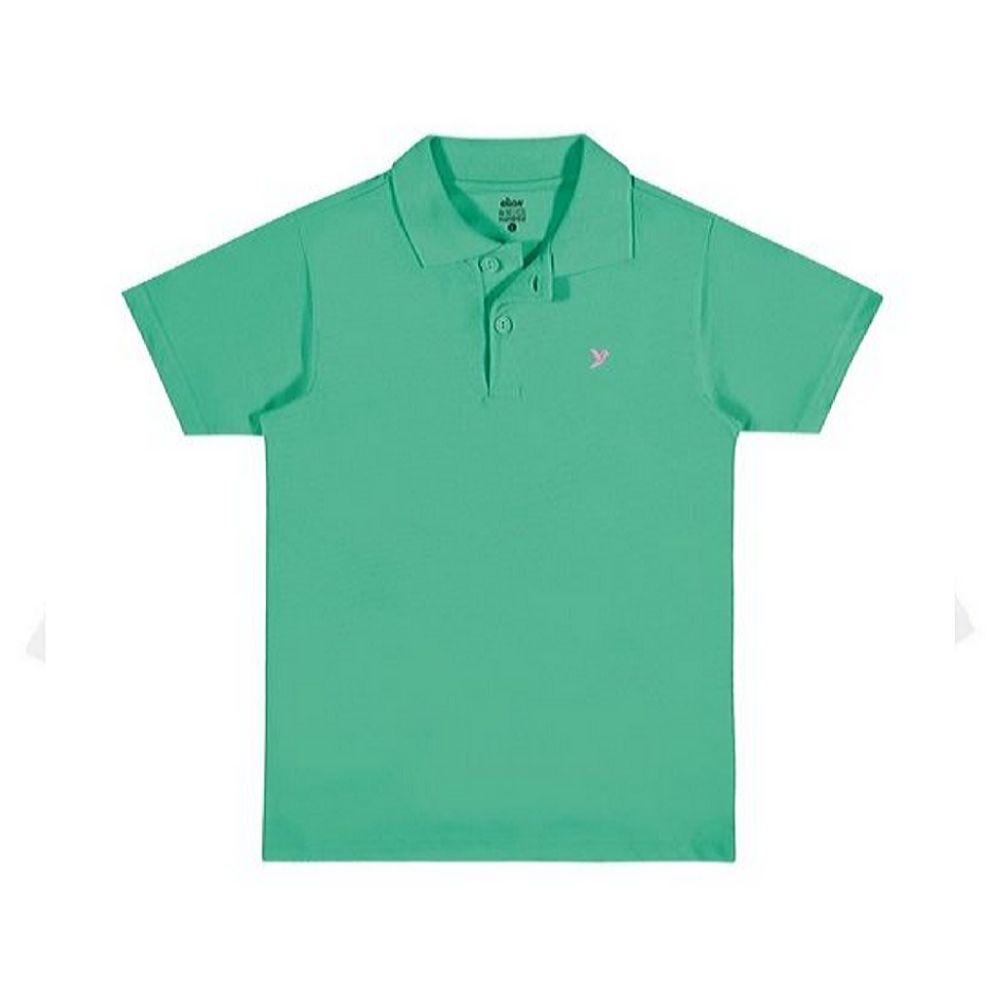 Blusa Polo Infantil - Elian