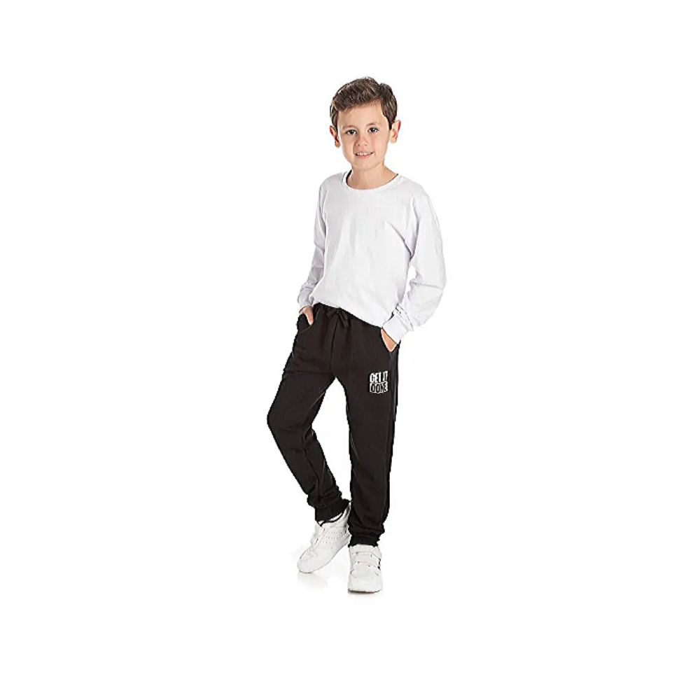 Calça Infantil Moletom Comfy Get It-By Gus