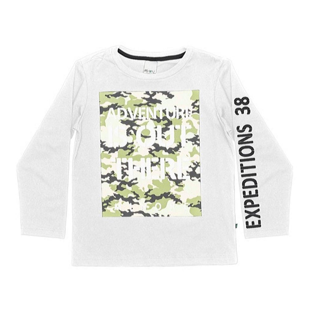 Camiseta Infantil Adventure-Minore