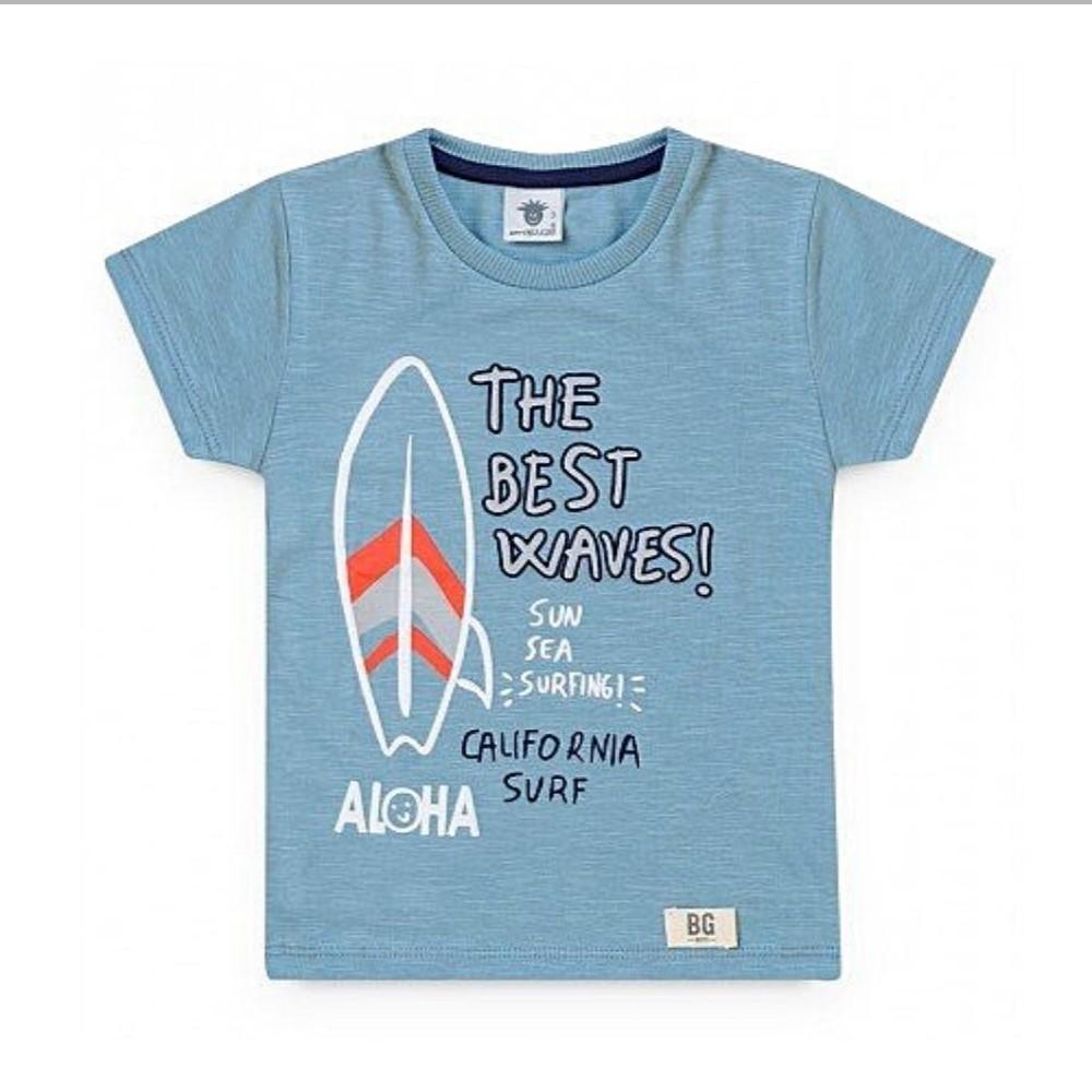 Camiseta Infantil Aloha - By Gus