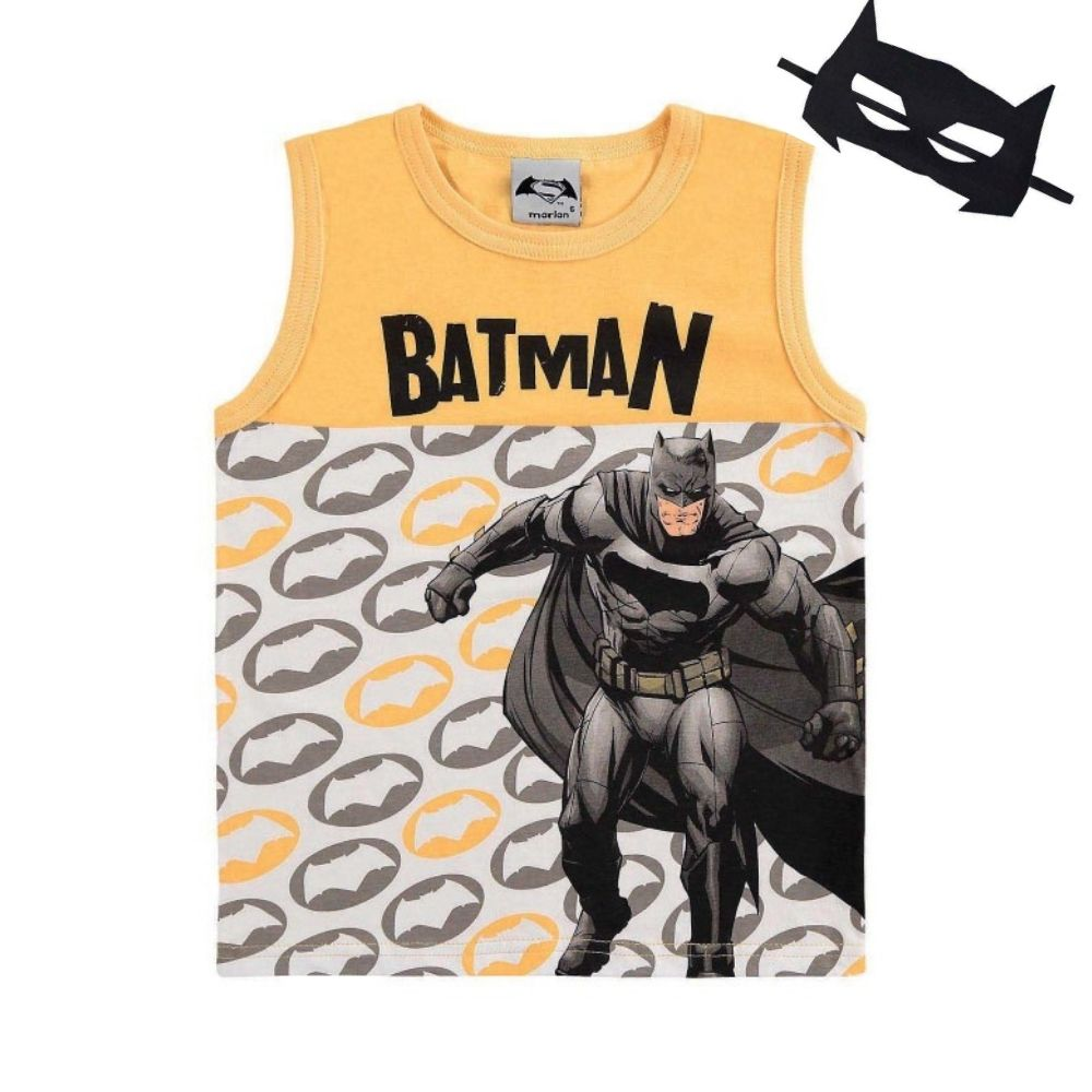 Camiseta Infantil Batman - Marlan