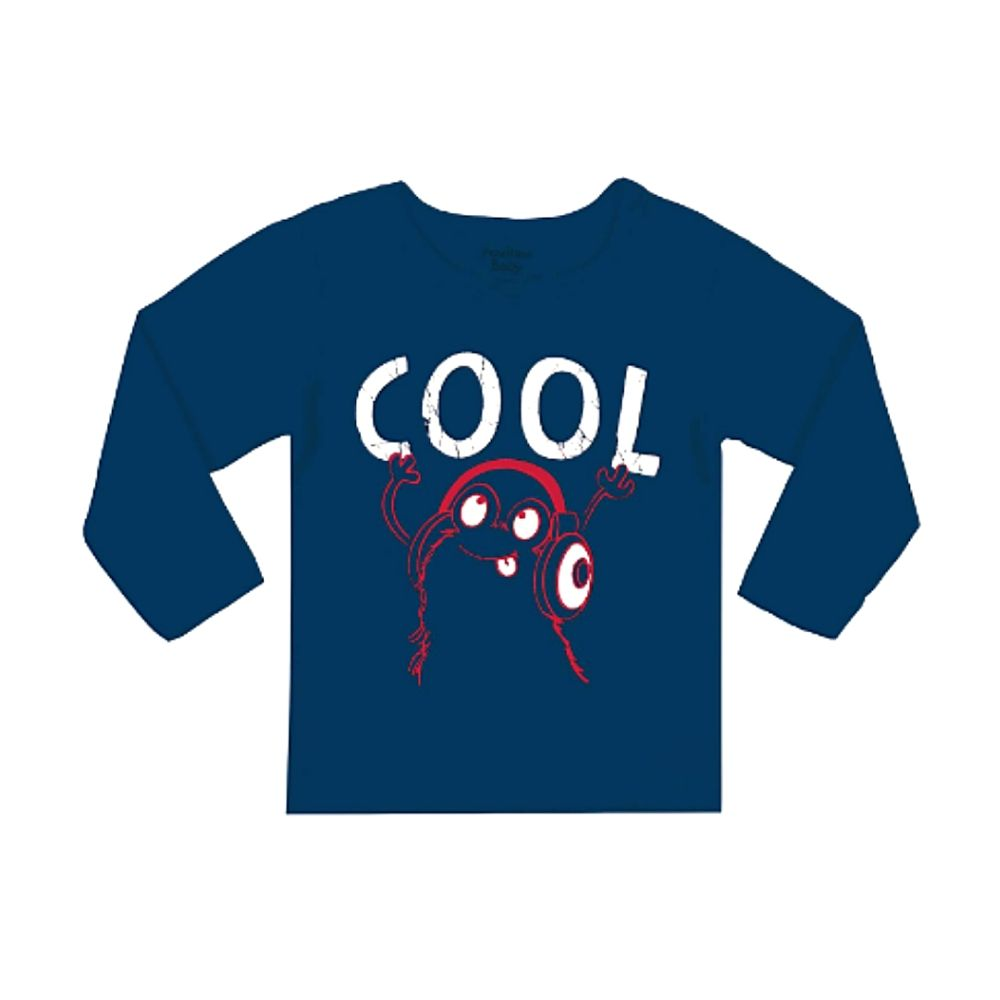 Camiseta Infantil Cool - Rovitex Kids
