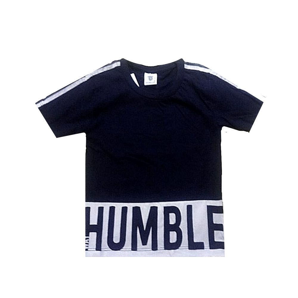 Camiseta Infantil Humble - By Gus