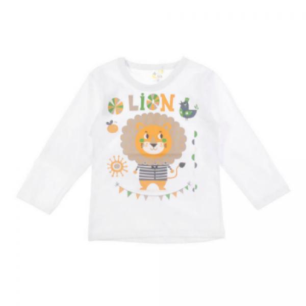 Camiseta Infantil ML Lion - Pollo Sul