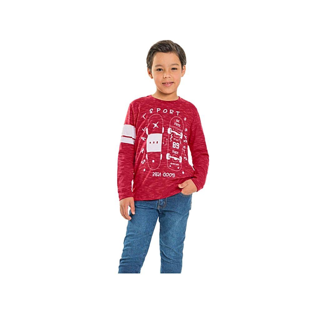 Camiseta Infantil SKT-Rolú