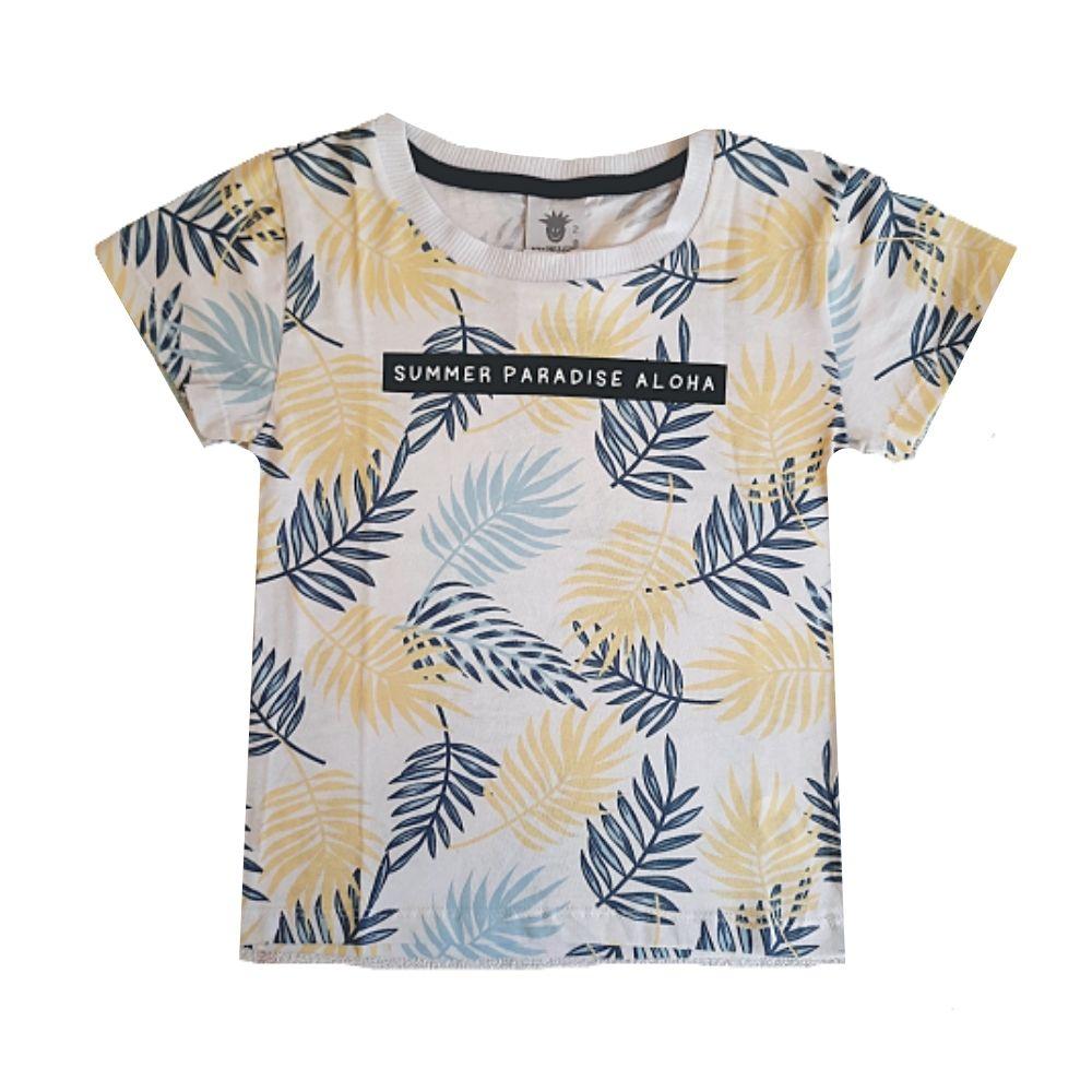Camiseta Infantil Summer Paradise - By Gus