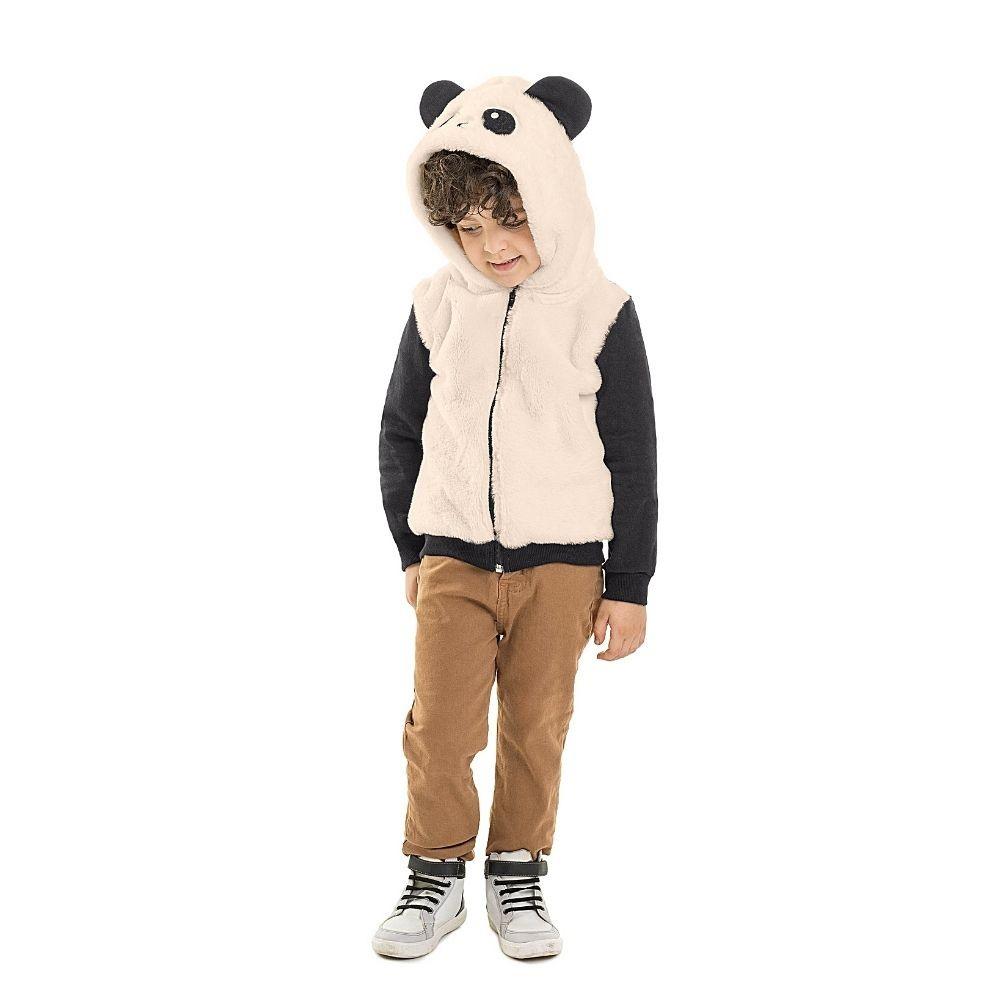 Casaco Infantil Panda-Minore