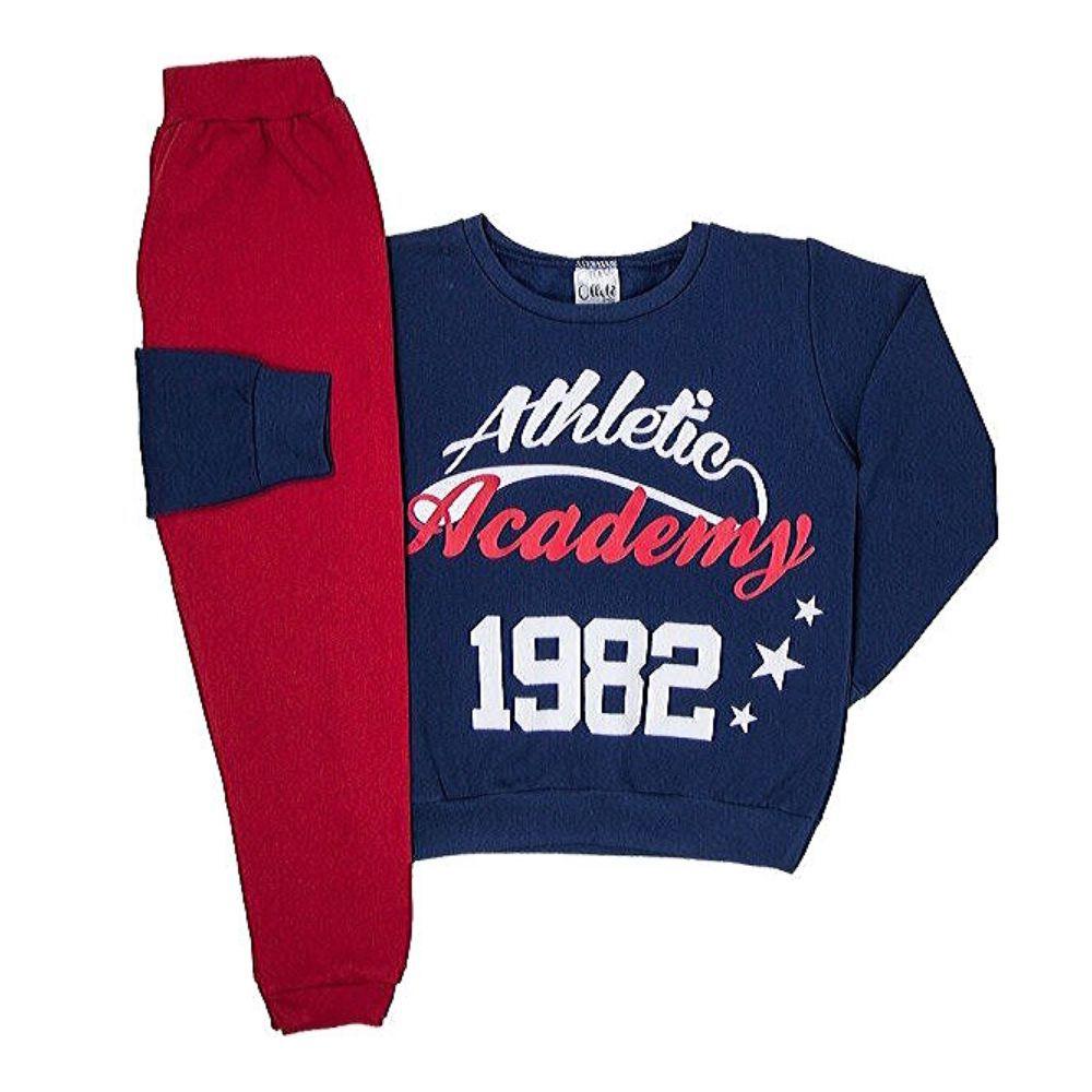 Conjunto Infantil Academy 1982-Ollelê Little