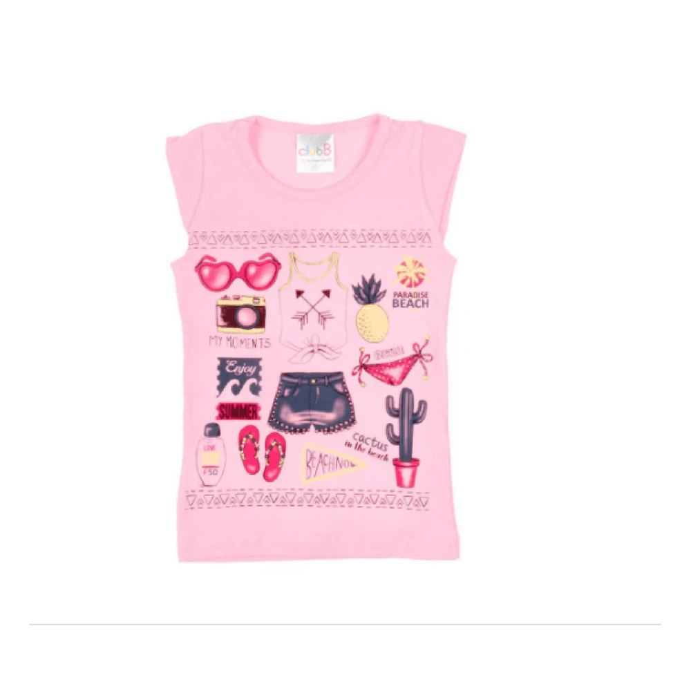 Conjunto Infantil Beach - Club B