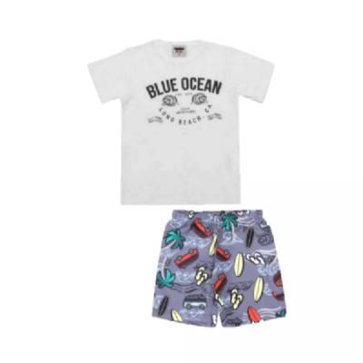 Conjunto Infantil Blue Ocean - Rovitex Kids