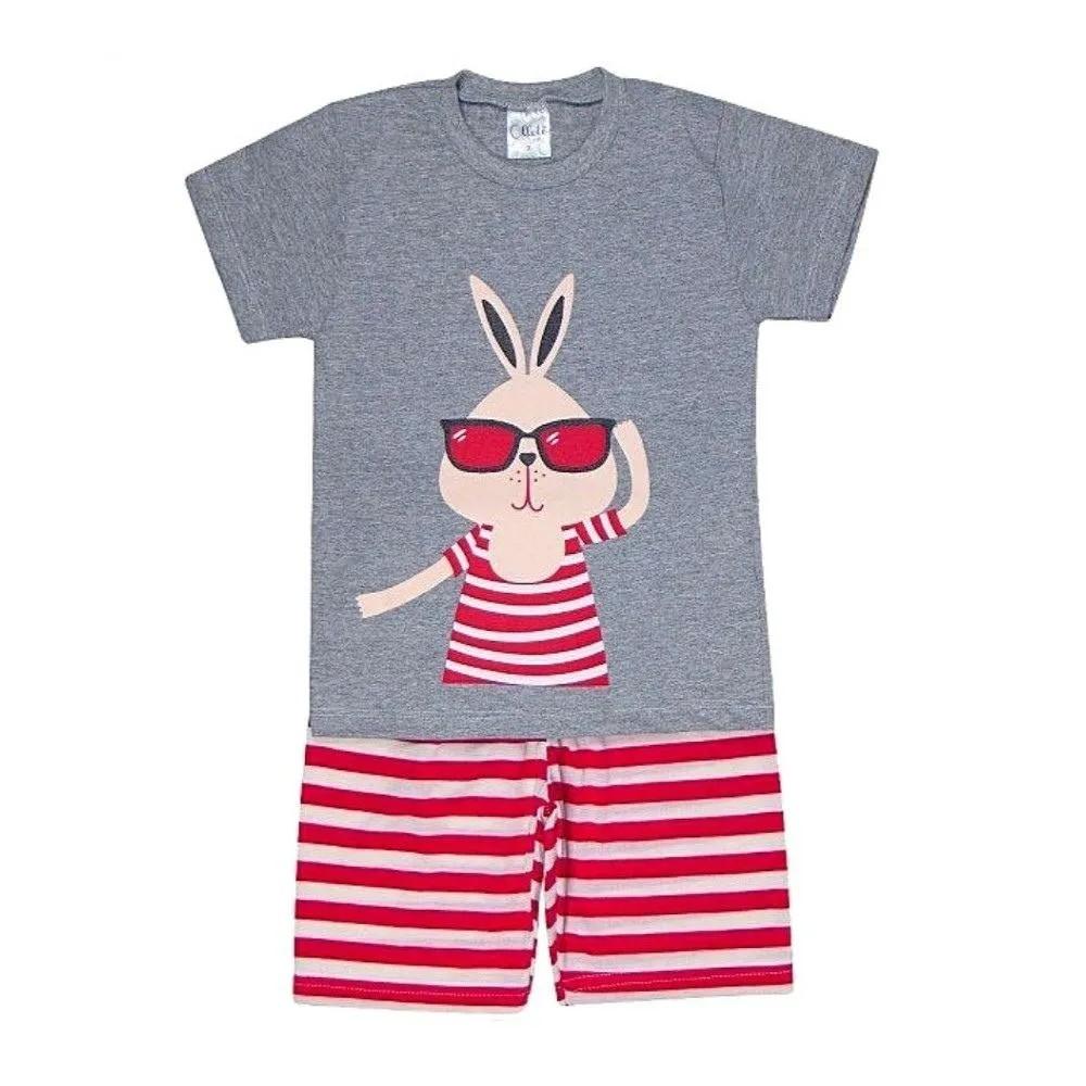 Conjunto Infantil Bunny - Ollelê Little