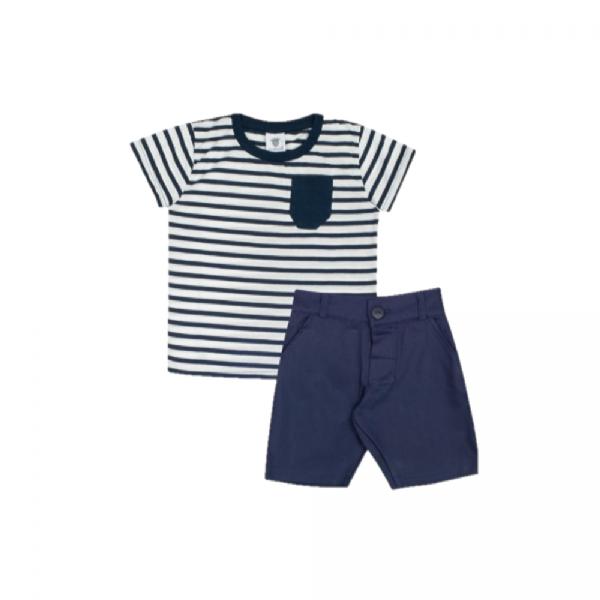 Conjunto Infantil Sailor - By Gus