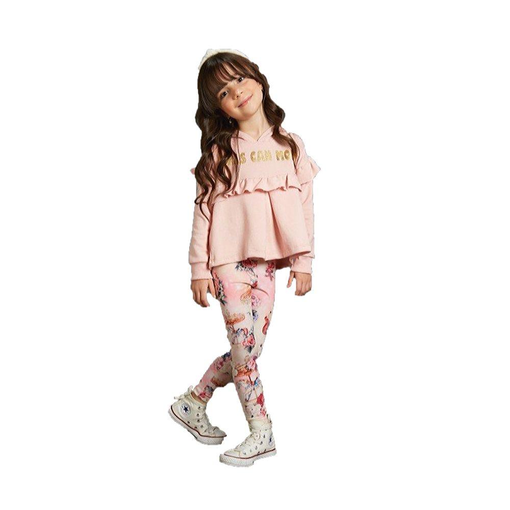 Conjunto Infantil Carrossel - Costão Mini
