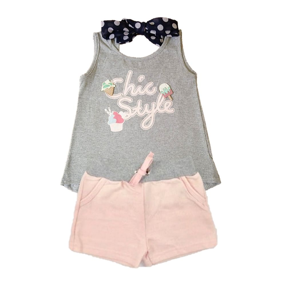 Conjunto Infantil Chic Style- By Gus