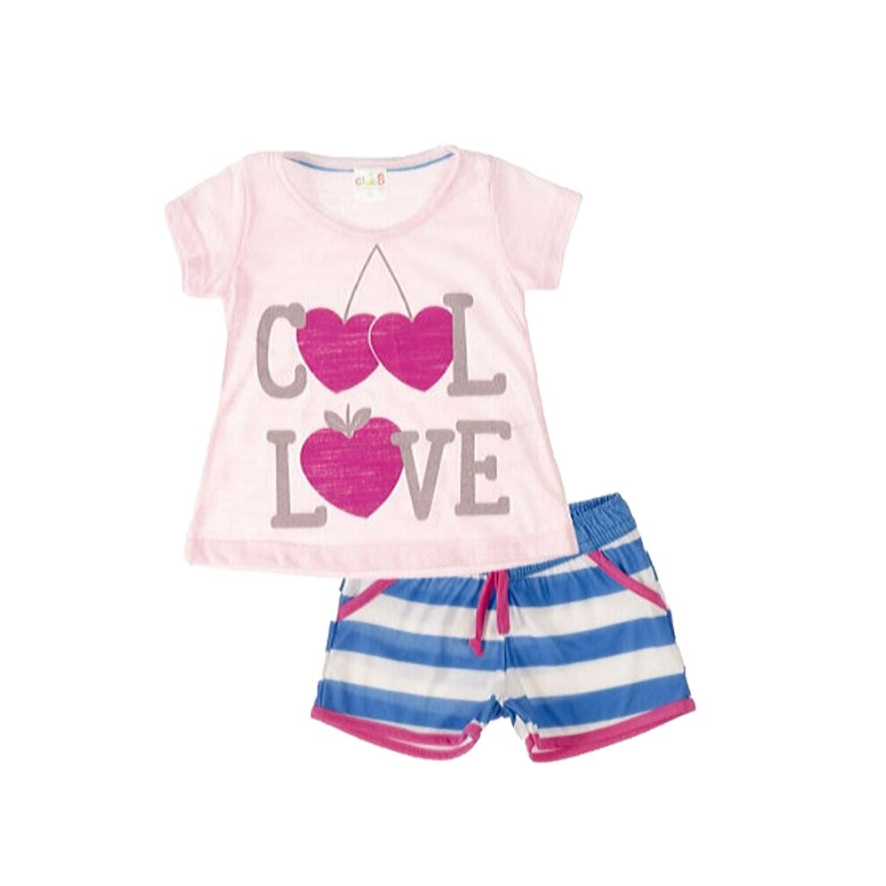 Conjunto infantil Cool Love - Club B