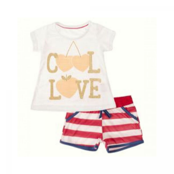 Conjunto infantil Cool Love - Club B