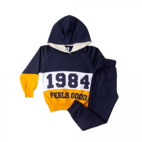Conjunto Infantil Feels Good-By Gus
