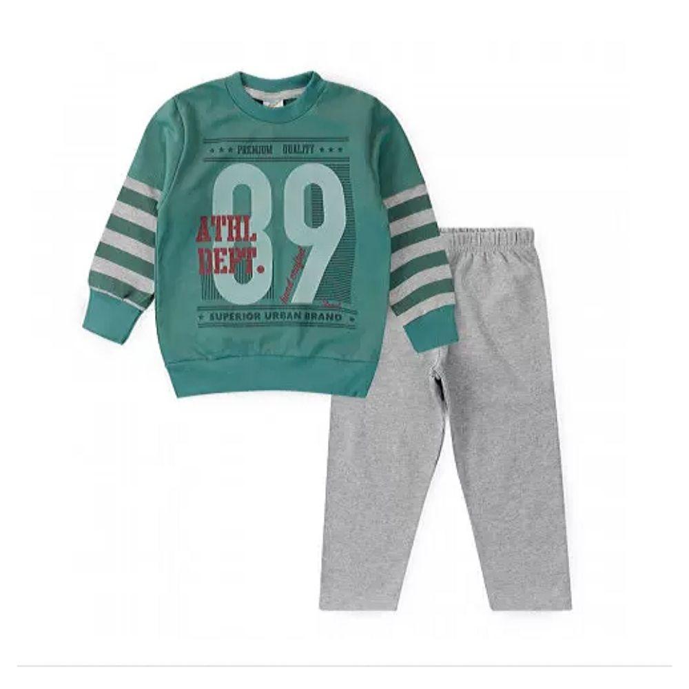 Conjunto Infantil Moletom 89- Tileesul