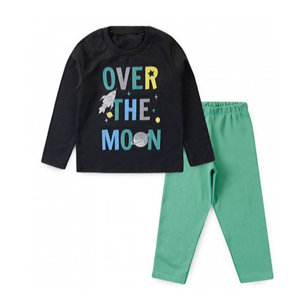 Conjunto Infantil Moletom Moon- Costão Mini