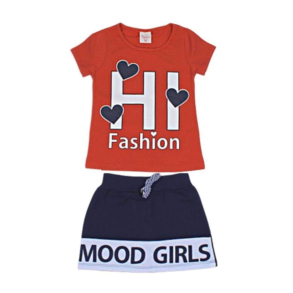 Conjunto Infantil Mood Girls - By Gus