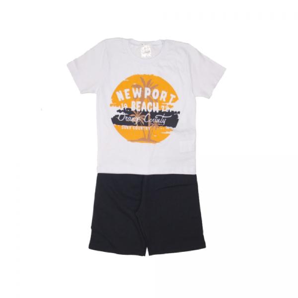 Conjunto Infantil Newport-Ollelê Little