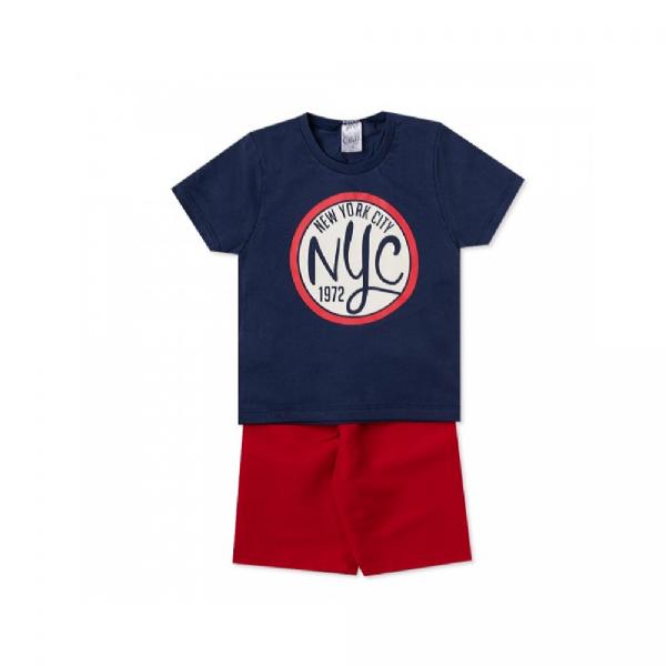 Conjunto Infantil NYC-Ollelê Little