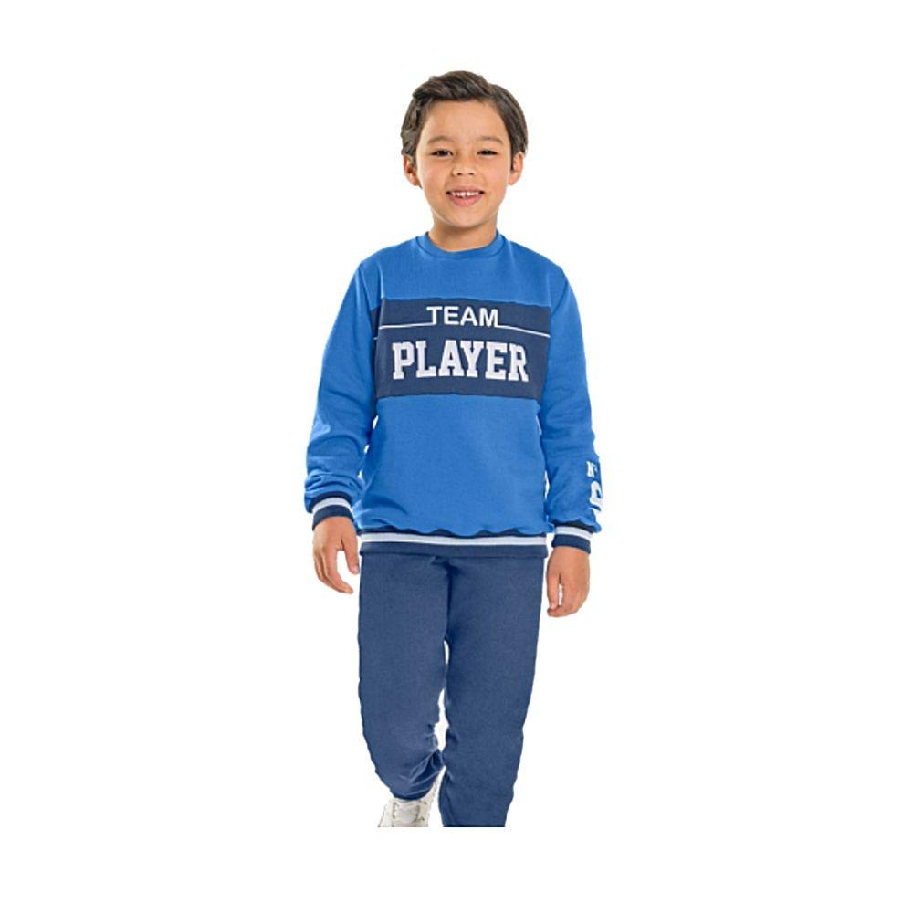 Conjunto Infantil Player-Rolú
