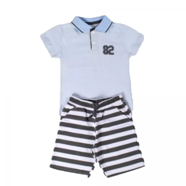 Conjunto Infantil Polo 82 - By Gus