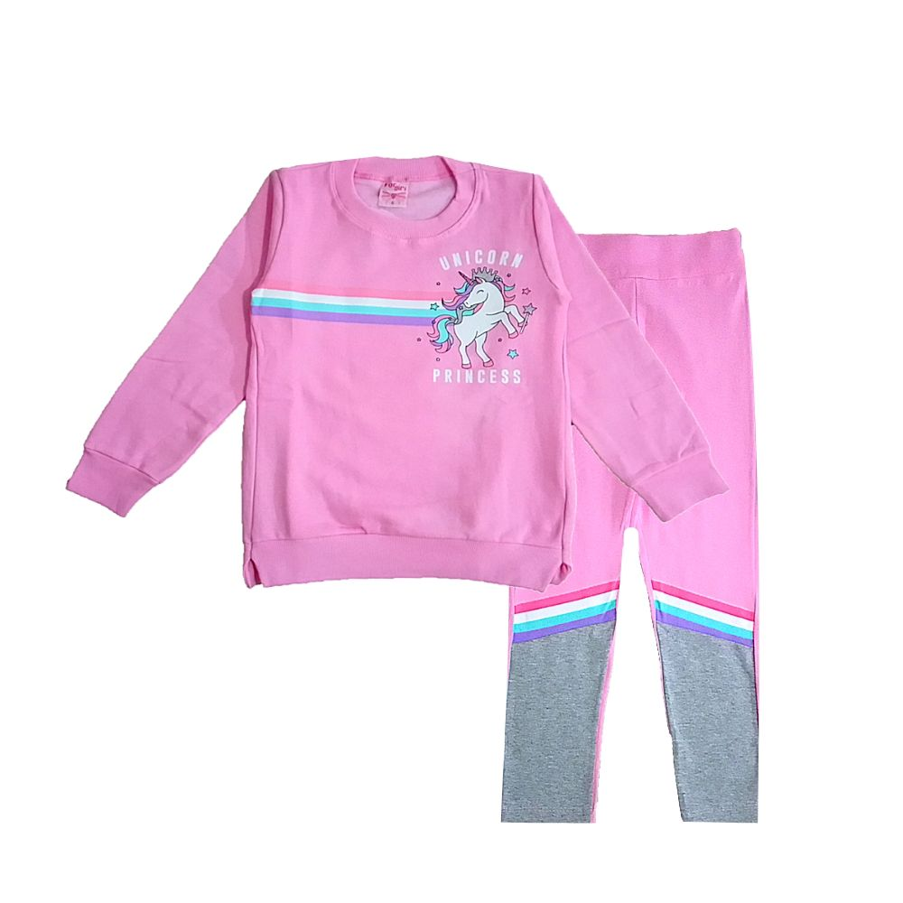 Conjunto Infantil Princess-For Girl