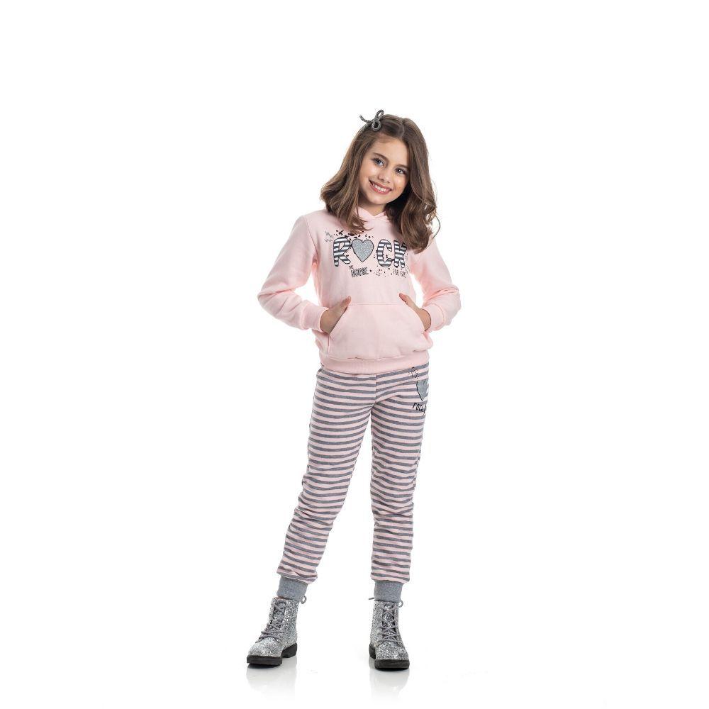 Conjunto Infantil Rock-For Girl