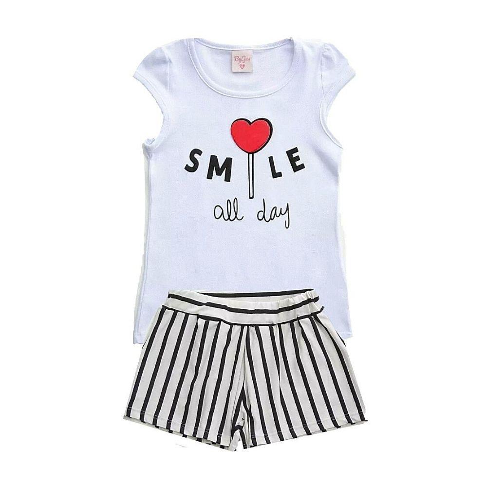 Conjunto Infantil Smile - By Gus