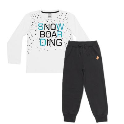 Conjunto Infantil Snow-Minore