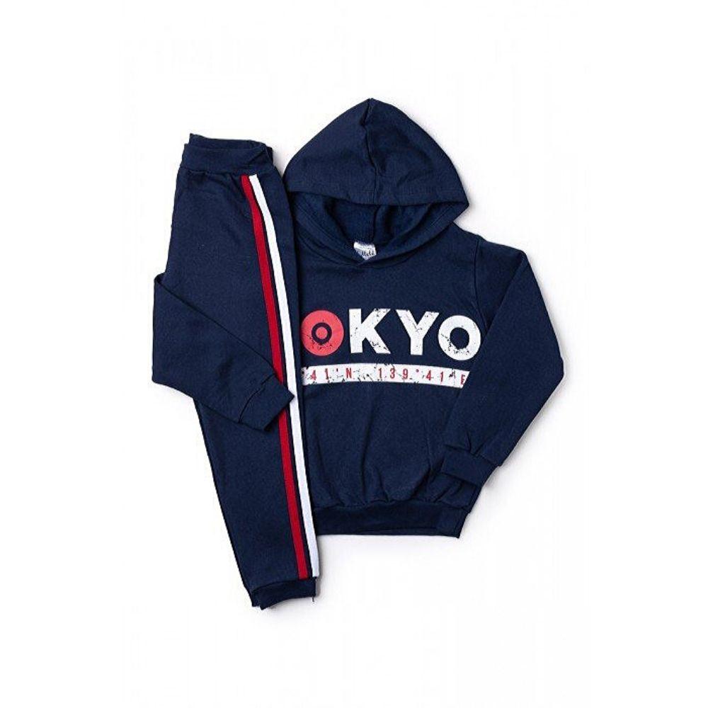 Conjunto Infantil Tokyo-Ollelê Little