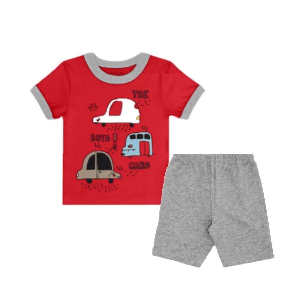 Conjunto Infantil Transporte-Rovitex Kids