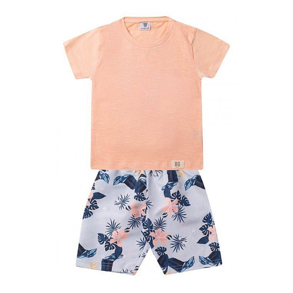 Conjunto Infantil Tropical- By Gus