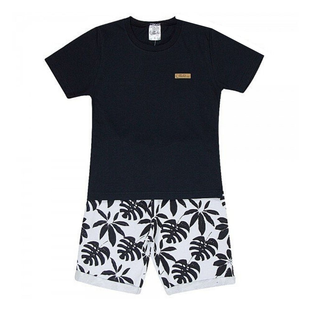 Conjunto Infantil Tropical - Ollelê Little